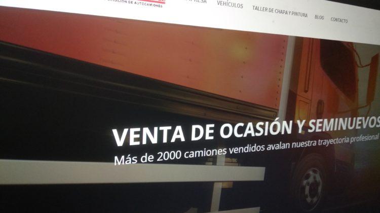 HOMS IMPORT ESTRENA SU NUEVA PÁGINA WEB
