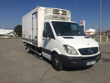 MERCEDES BENZ 518 CDI SPRINTER